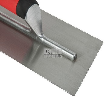 IF6750 V1 Notched Trowel - 1.6mm
