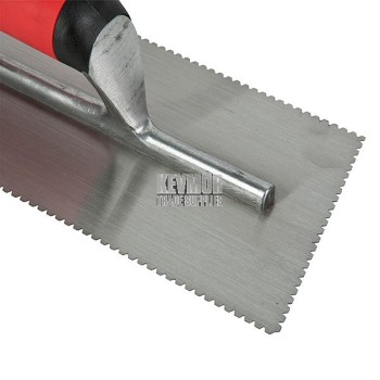 UFS6760 V2 Notched Trowel - 2.4mm