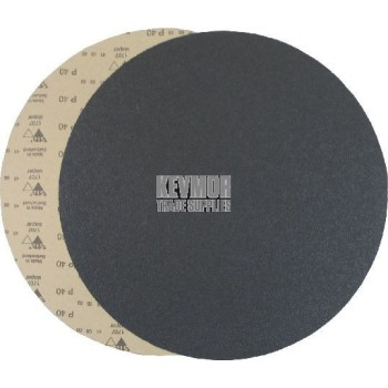 Sanding Discs Plain Backed 40cm - 24 Grit