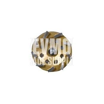 Supa Sander Diamond Wheel to suit Polivac SV25/SV30