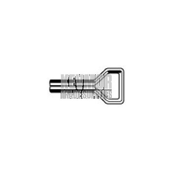 X-ACTO X163 Router Blade Square to suit X-ACTO X3206 Router Handle