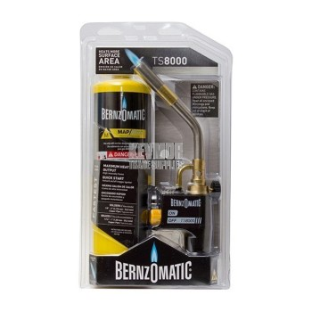 BernzOmatic Ultra Swirl Flame Torch Kit