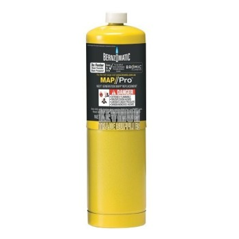 MAP-Pro Disposable Gas Cylinder - 400grams