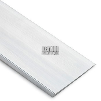 ITX230A 6mm Carpet Tile Ramp Aluminium