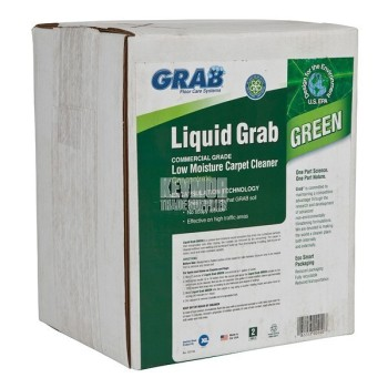 Grab Carpet Liquid Grab Green 3.78lt