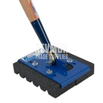 Kraft Rub Brick Mop 20 Grit with Handle - CC497