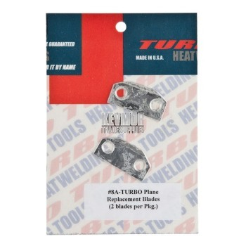 Turbo Plane Replacement Blades (2 Blades per Pkg)