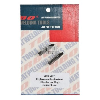 master turbo groover replacement blades 4mm