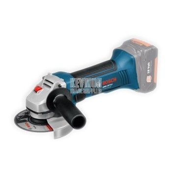 Grinder Angle GWS 18 Volt LI- kit 115mm include battery & charger Bosch 060193A343