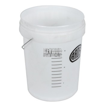 Ardex 11147 Clear Mixing Bucket 20lt