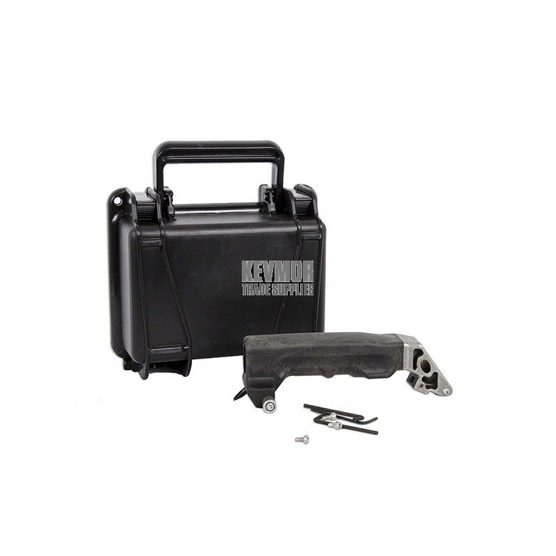 Master Turbo Groover Package Deal With Carrying Case