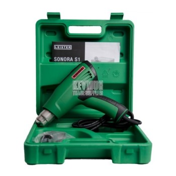 Leister Sonora S1 - Heat Gun Digital 2000W Kit in Green Case