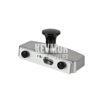 Beveling Tool/Trimmer Edge PVC - Silver/Black Handle 6591