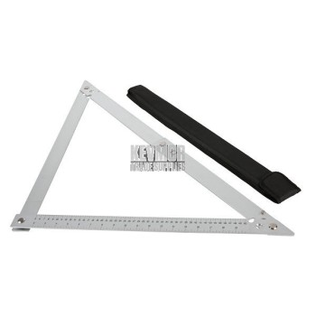 "ST283 24"" Folding Triangle w/Case Kraft"