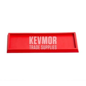 780-RD Versafloat Grout Pad HARD Red Beno Gundlach Versa Switch