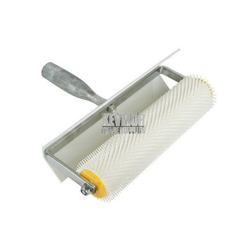Intafloors IF7525 Spiked Rollers - 250mm - Spikes 11mm