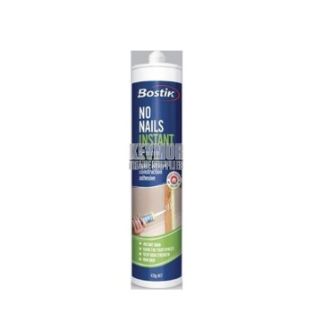 Adhesive No Nails Instant Construction Adhesive 420gm - Bostik