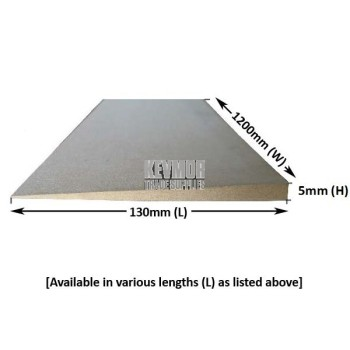 Ramp Edge - MDF - 5mm