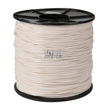 Plastic Piping Cord White