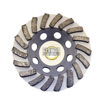125mm Diamond Cup Wheel 18 Segments Intafloors IF8410
