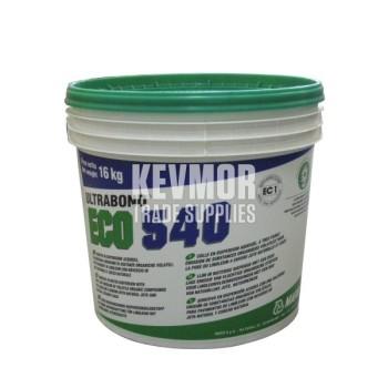 Mapei Eco 540 Linoleum High Tack Adhesive - 16kg
