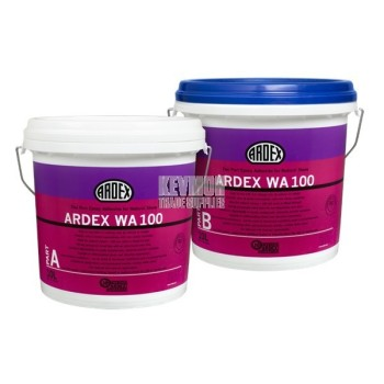 Ardex WA100 Epoxy White 20kg Kit (2 x 10kg) 11001 /11002 80001780