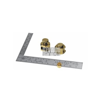 Brass Button Stops for Straight Edges BB-001 Beno