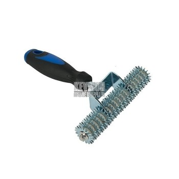 Intafloors IF7320 Mega Carpet Seam Roller - Angled Handle