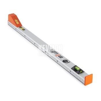 Nedo mEssfix 3m Telescopic Ruler