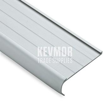 SFS223 - Bullnose Stair Nosing Aluminium