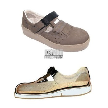 Brown Installer Shoes - Sizes 42