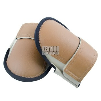 Extra Large 'Super Soft' Leather Knee Pads - Troxell