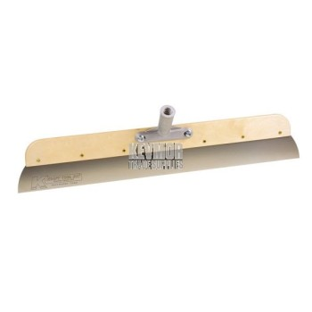 """Kraft GG603 24"""" Wood W/Adaptor Stainless Steel Smoother"""