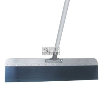 """Kraft GG607 Blue Steel Smoother with 60"""" Handle - GG607"""