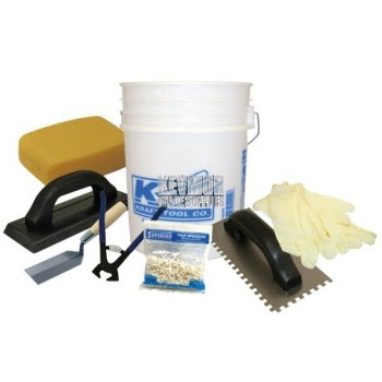 ST100 DIY Tile Tool Kit - Kraft