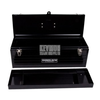 "Beno Gundlach Heavy Duty 24"" Steel Tool Box No.150"