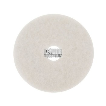 "3M White Super Polish 17"" Pad"
