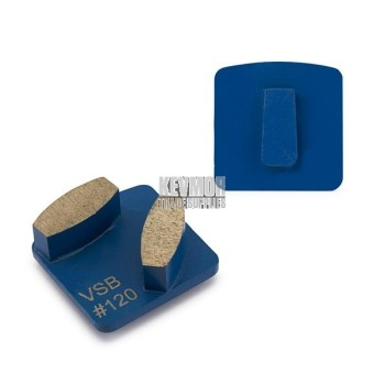 120 Grit Redilocks 100 Very Soft Bond BLUE