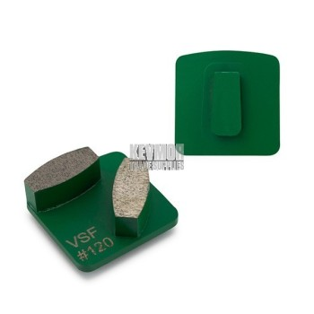 120 Grit Redilocks 100 Very Hard Bond GREEN