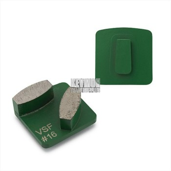 16 Grit Redilock 100 Very Hard Bond GREEN