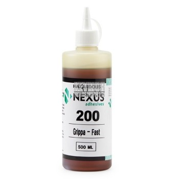 Nexus Gripper Fast 200 Adhesive 500ml