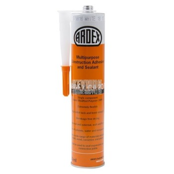 Ardex CA20P Crack Repair Concrete patch Adhesive 310ml - 10068 White