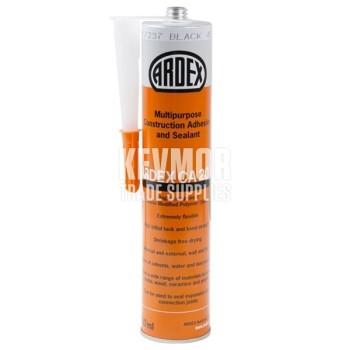 Ardex CA20P Crack Repair Adhesive Concrete patch 310ml - 12923 Black
