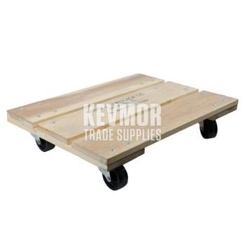 "Carpet Dolly 18"" x 24"" 490kg Capacity - No849"