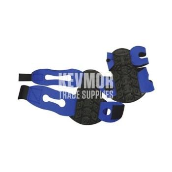 """C35 Heavy Duty """"Blue Mongrel"""" Knee Pads"""