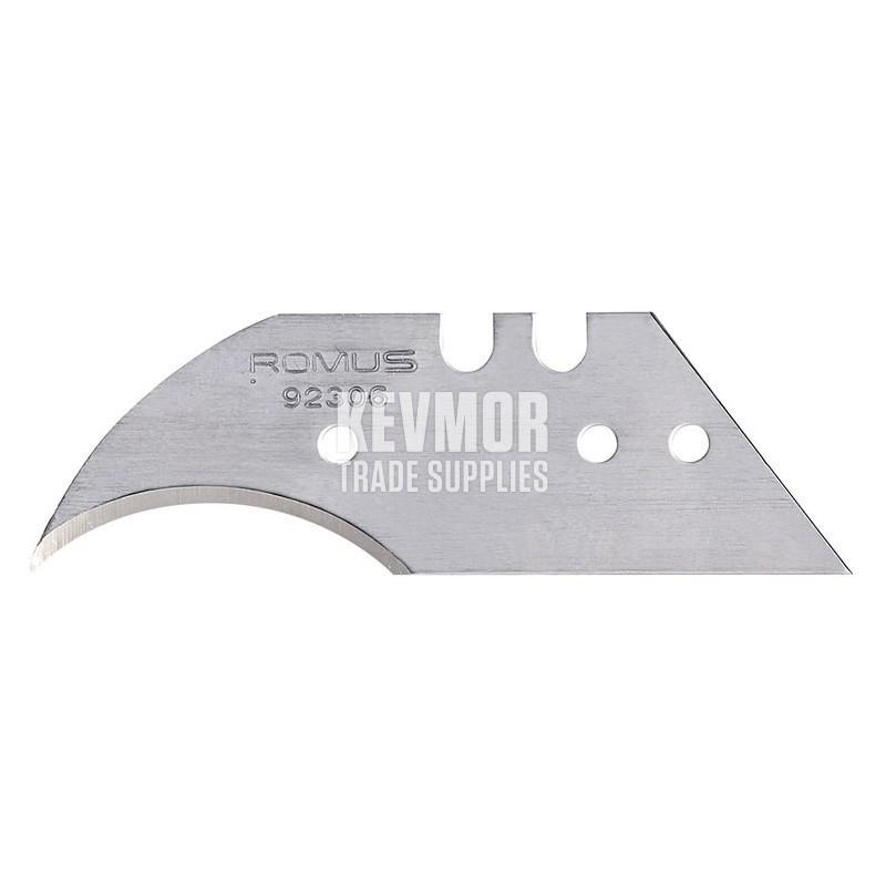 Romus Concave Blades