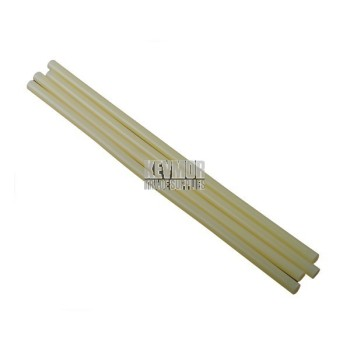 Pale Yellow Acrylic Glue Sticks 25cm - Beno Gundlach