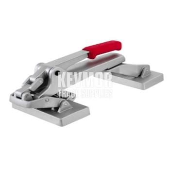 10-128 Locking Pattern Matching and Seam Repair Stretcher