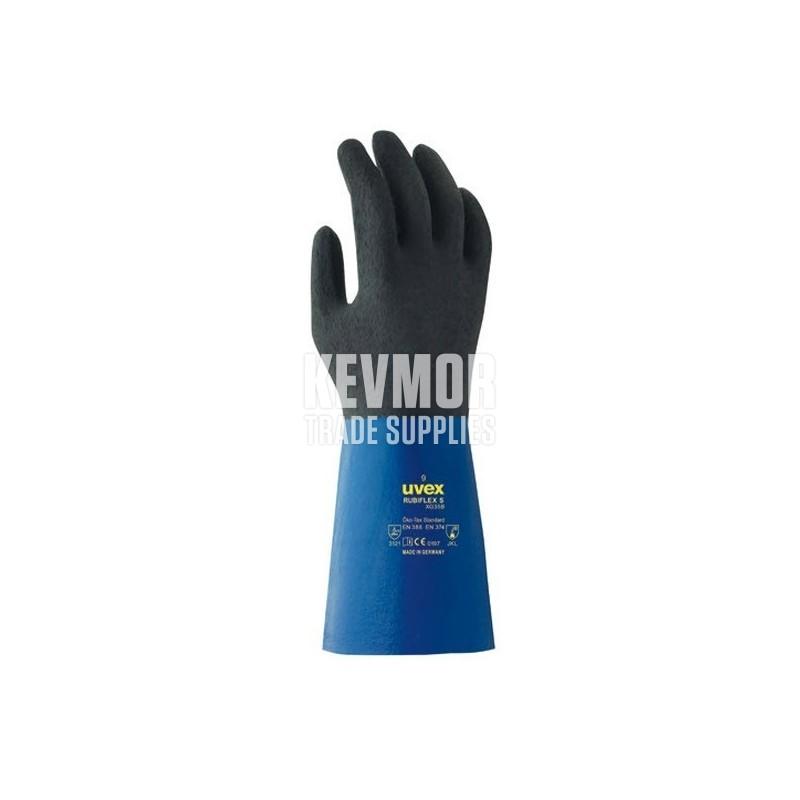 UVEX Rubiflex XG 27 B Gloves