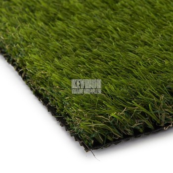 Queens Grass Green 4m Wide - 31mm Height